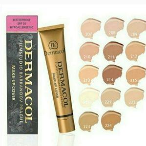 Dermacol make up cover foundation/concealer